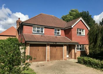 Thumbnail 5 bed detached house for sale in Lancaster Close, Hamstreet, Ashford