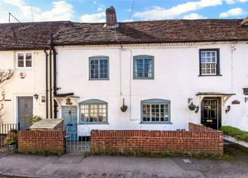 Thumbnail 3 bed terraced house for sale in Queen Street, Twyford, Winchester, Hampshire