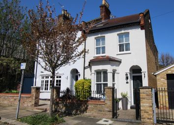 Thumbnail 3 bed semi-detached house for sale in Shirley Road, Enfield