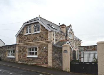 Thumbnail 3 bed detached house for sale in Ashleigh Road, Barnstaple