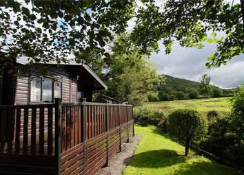 Thumbnail 2 bed mobile/park home for sale in Burnside Park, Underskiddaw, Keswick, Cumbria