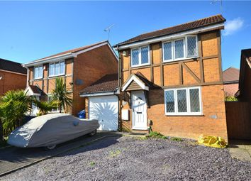 Thumbnail 3 bed detached house for sale in Arkwright Drive, Bracknell, Berkshire