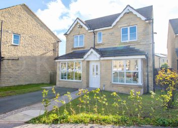 Thumbnail 4 bed detached house for sale in Yateholm Drive, Westwood Park, Bradford