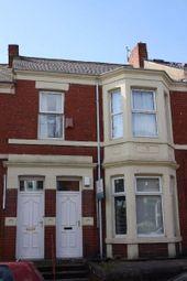 Thumbnail 3 bed flat to rent in Grosvenor Gardens, Jesmond, Jesmond