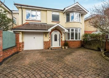 Thumbnail 4 bed detached house for sale in Baldwin Road, Kidderminster