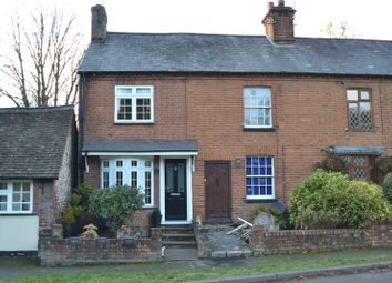 Thumbnail 2 bed end terrace house to rent in Belsize, Bragmans Lane, Sarratt, Rickmansworth