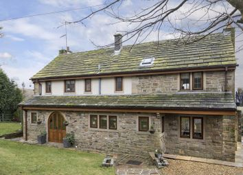 Thumbnail 5 bed detached house for sale in Calf Lee House, Warland, Todmorden