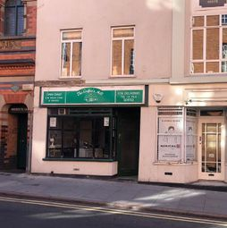 Thumbnail Retail premises to let in 19 George Street, Hockley, Nottingham