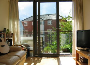 Thumbnail 1 bed flat to rent in Fisher Row, Central Oxford