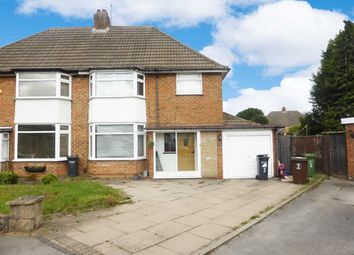 Thumbnail 3 bed semi-detached house to rent in Larkfield Avenue, Castle Bromwich, Birmingham