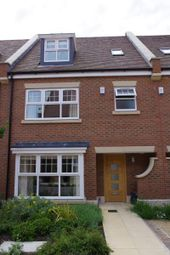 Thumbnail 4 bedroom town house to rent in Flat 12, Wellwood Close, Branksome Park, Branksome, Poole
