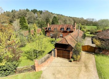 Thumbnail 5 bed detached house for sale in Hunts Hill, Normandy, Guildford, Surrey