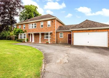 Thumbnail 4 bed detached house for sale in Woodfield Drive, Sandisplatt Road, Maidenhead, Berkshire