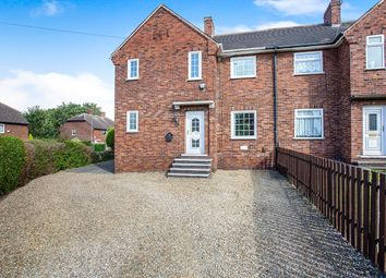Thumbnail 2 bed semi-detached house for sale in Garth Avenue, Normanton