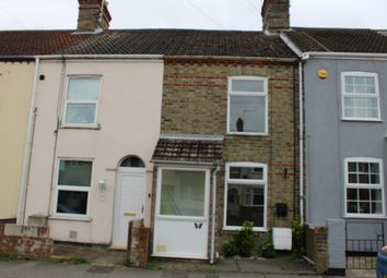 Thumbnail 3 bed terraced house to rent in Kimberley Road, Lowestoft