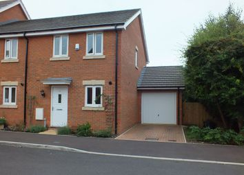 Thumbnail 3 bedroom semi-detached house to rent in Norris Road, Hilperton