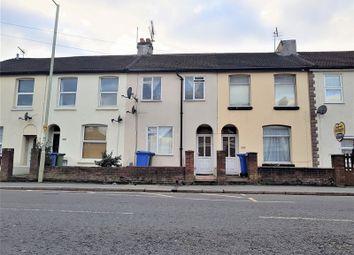 Thumbnail 3 bedroom terraced house to rent in Grosvenor Road, Aldershot