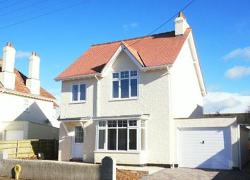 Thumbnail 4 bedroom detached house to rent in Meadow Road, Seaton