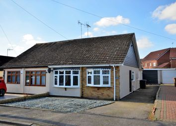 Delmar Gardens, Wickford SS11. 2 bed semi-detached bungalow for sale