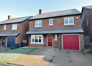 Thumbnail 4 bed detached house for sale in 5 Salis Close, Stainsby Hall Park, Brookfield