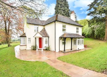 Thumbnail 4 bed detached house to rent in Seal Chart, Sevenoaks