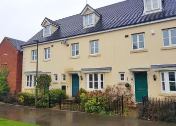 Thumbnail 4 bed town house for sale in Millgate Close, Stourport-On-Severn