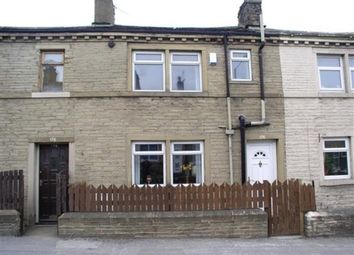 Thumbnail 2 bedroom terraced house for sale in Clayton Road, Great Horton, Bradford