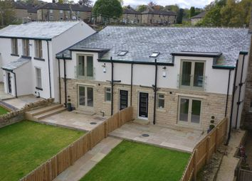 Thumbnail 3 bed terraced house for sale in Luke Lane, Thongsbridge, Holmfirth