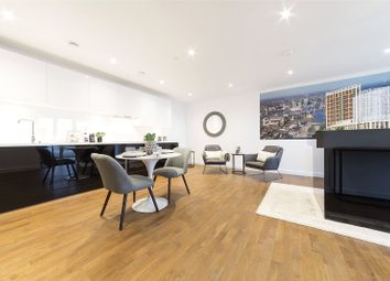3 bed flat for sale in Discovery Tower, Hallsville Quarter, Canning Town, London E16
