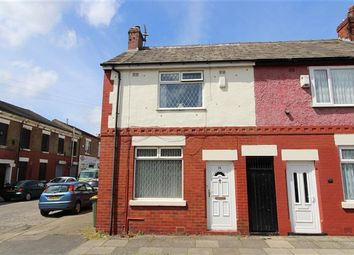 Thumbnail 2 bedroom property for sale in Isherwood Street, Preston