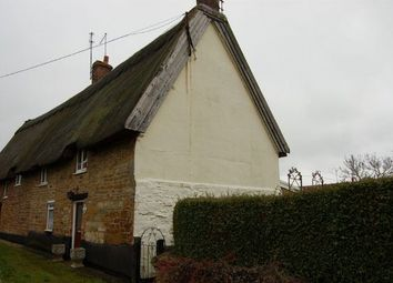Thumbnail 2 bed end terrace house for sale in The Green, Flore, Northampton