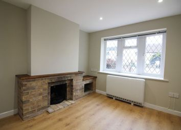 Thumbnail 2 bed bungalow to rent in High Street, Manea, March