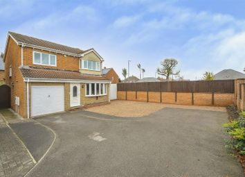 Thumbnail 4 bed detached house for sale in Sharp Close, Long Eaton, Nottingham