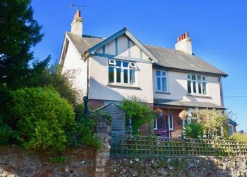 Thumbnail 4 bedroom detached house for sale in North Tawton, Devon