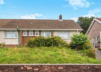 Thumbnail 2 bedroom semi-detached house for sale in Trallwn Road, Llansamlet, Swansea