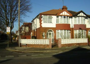 Thumbnail 3 bedroom semi-detached house for sale in Kings Road, Old Trafford, Manchester