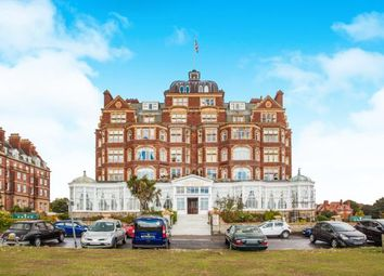 Thumbnail 3 bed flat for sale in The Grand, The Leas, Folkestone