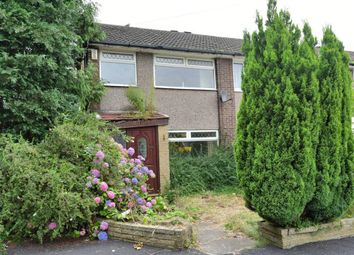 Thumbnail 3 bedroom end terrace house for sale in Winster Grove, Heaviley, Stockport