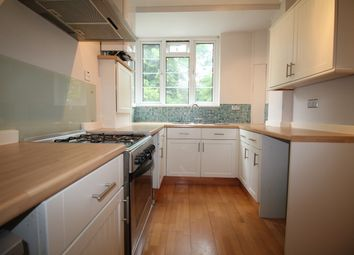 Thumbnail 2 bed flat to rent in London Road, Cheam
