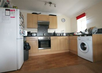 Thumbnail 2 bedroom flat for sale in Crowland Way, Cambridge