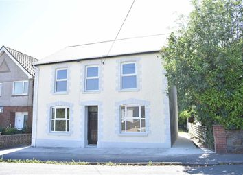 Thumbnail 4 bed detached house for sale in Princess Street, Gorseinon, Swansea