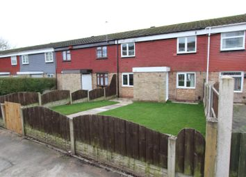 Thumbnail 3 bed terraced house to rent in Frensham Close, Chelmsley Wood, Birmingham