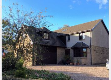 Thumbnail 4 bed detached house for sale in Auchterhouse, Dundee