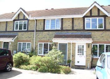 Thumbnail 2 bed terraced house for sale in Danesfield Close, Walton-On-Thames