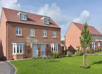Thumbnail 3 bed semi-detached house for sale in Walton Road, Drakelow, Burton-On-Trent