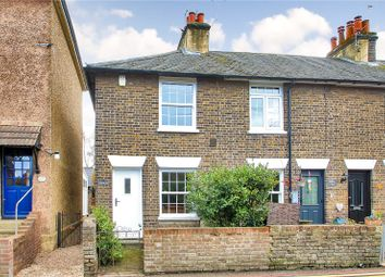 Thumbnail 2 bed end terrace house for sale in May Place Cottages, Sole Street, Cobham, Kent