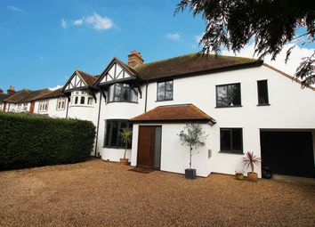 Thumbnail 5 bed semi-detached house to rent in Grove Road, Tring