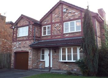 Thumbnail 5 bed property to rent in Greenwood Drive, Wilmslow