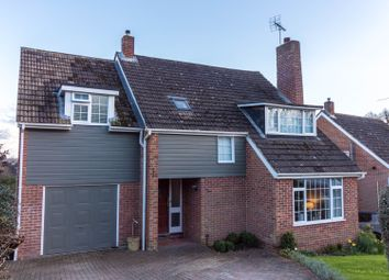 Thumbnail 4 bed detached house for sale in Mandeville Close Tilehurst, Reading