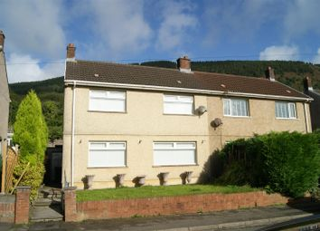 Thumbnail 3 bed semi-detached house for sale in Heol Tabor, Cwmavon, Port Talbot